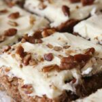 Apple Bars with Browned Butter Frosting