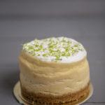 Mini Key Lime Cheesecake