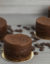 Mini Triple Chocolate Cheeseake