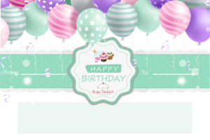 Gift Card - Birthday Boy