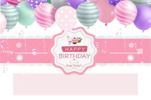 Gift Card - Birthday Girl