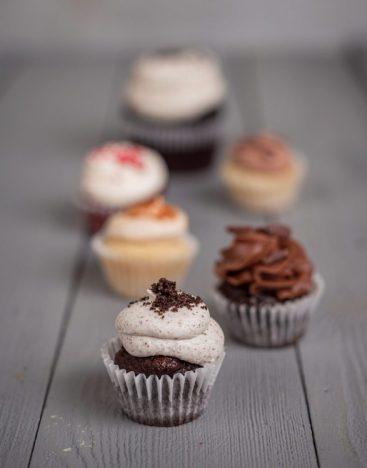 Mini Cupcake Oreo