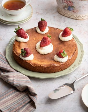 Butter Cake 1