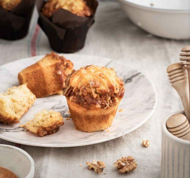 Caramel-Muffin