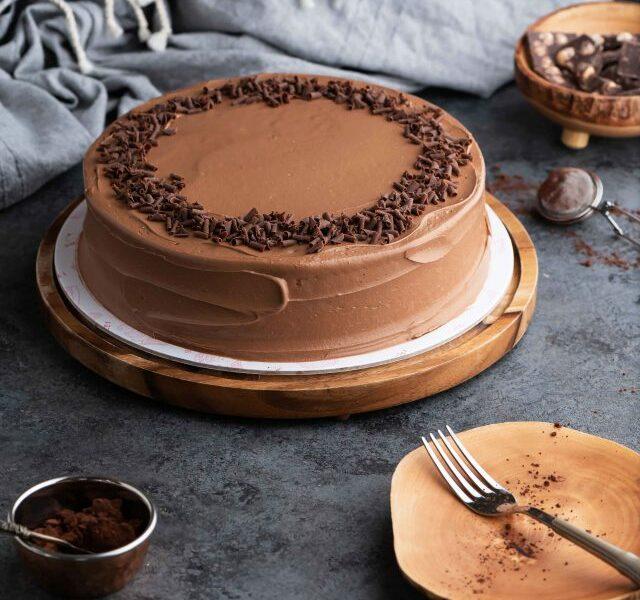 Chocolate-Fudge-Cake