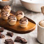 Mini-Nutella-Cupcake