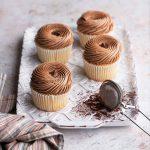 Nutella-Cupcake