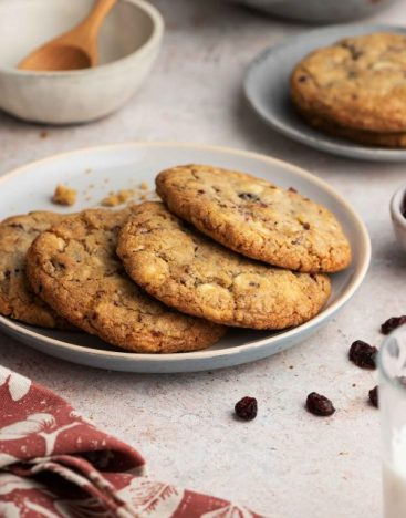Oatmeal-Cranberry-Cookies