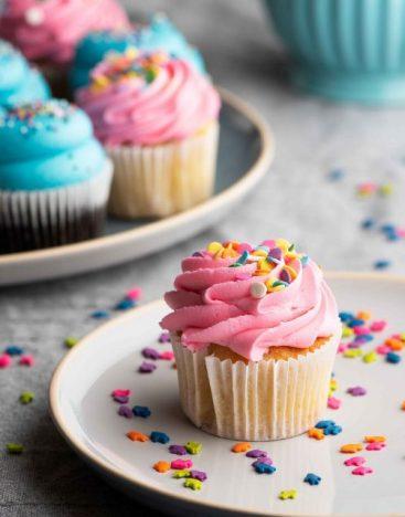 Vanilla-Cupcake