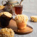 Vanilla-Muffin