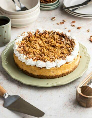 Hummingbird-Cheesecake