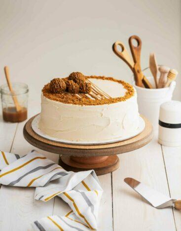 Lotus-Cake