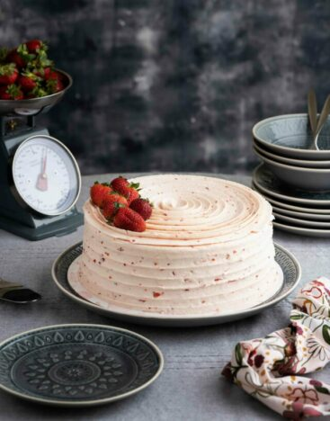 Strawberry-Short-Cake