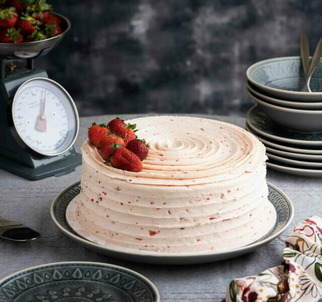 Strawberry-Short-Cake