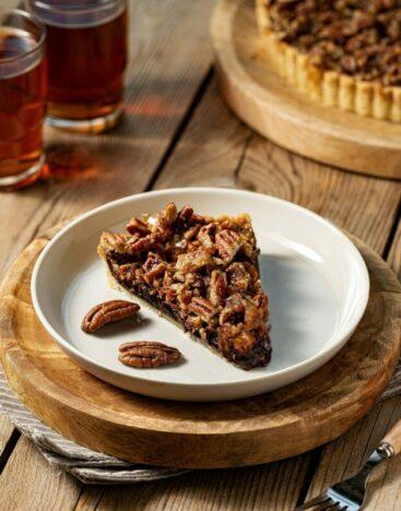 Chocolate Pecan Pie 2