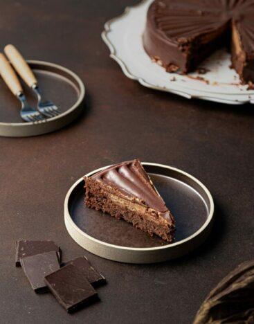 Gluten-Free Flourless Chocolate Torte 2