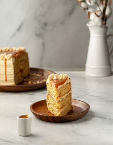 Salted Caramel Cake 2