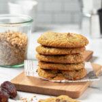 Date Oatmeal Cookies