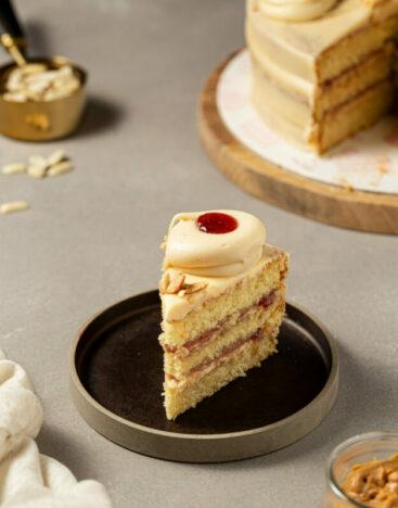 PB & Jelly Cake 2