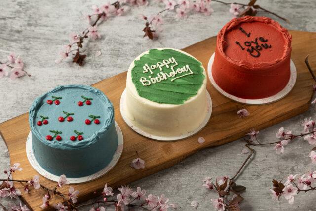 Minimalistic Cakes