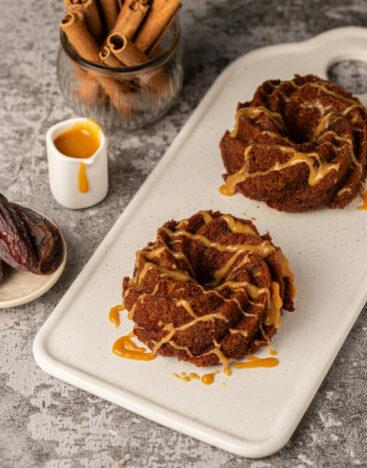 Mini Sticky Toffee Pudding Cake 2