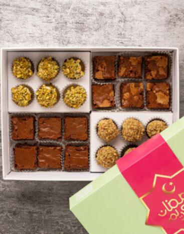 Cake Balls & Bars Gift Box – Ramadan