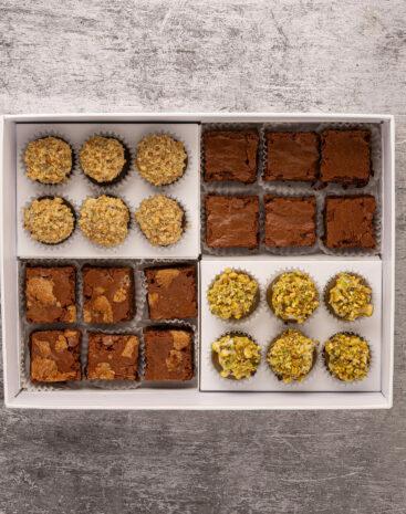 Cake Balls & Bars Gift Box