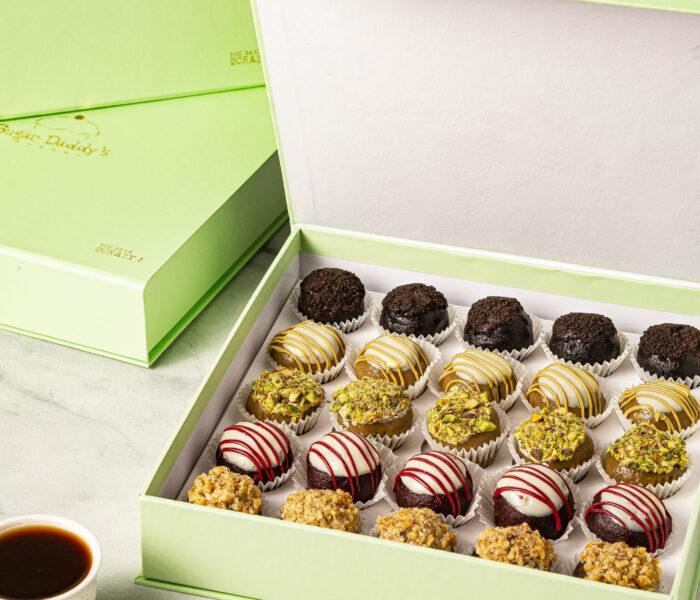 Premium Square Gift Box – Assortment 2
